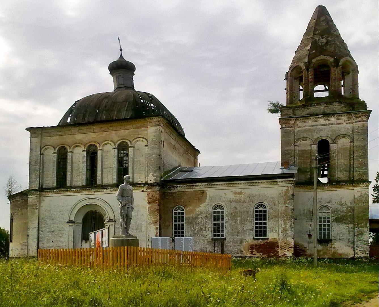 Церковь д. Завражье